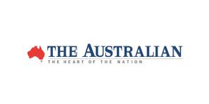 Media logos - The Australian