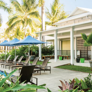 Peppers Beach Club & Spa in Palm Cove
