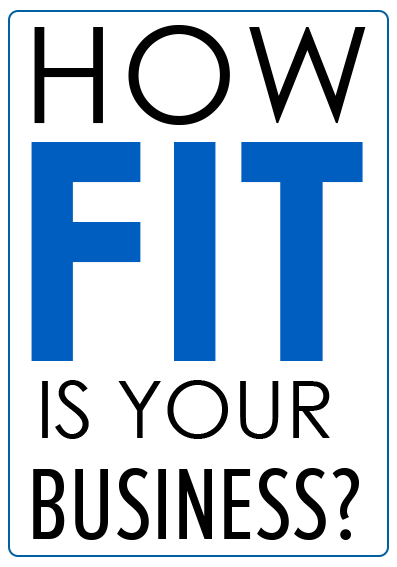 How fit is your business words