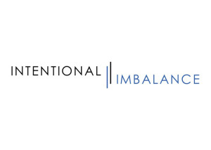 Intentional Imbalance Logo - From CoCreateComms